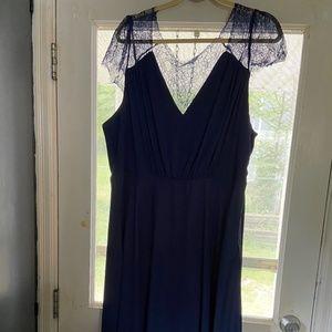 Beautiful  Plus Size semi-formal gown